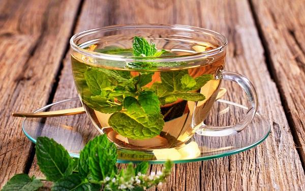 ziołowa herbata na zgagę