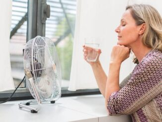 kobieta z menopauza